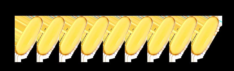 合成魚油顆粒